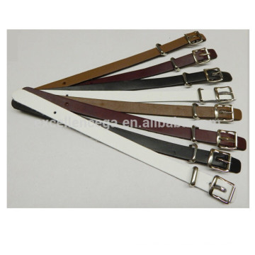 luggage tag strap leather PU