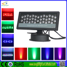 IP 65 DMX 36*1w led outdoor wall washer light
