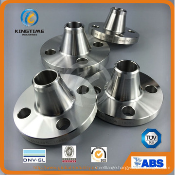 ASME B16.5 Stainless Steel Forged Flange Casting Pipe Flange (KT0369)