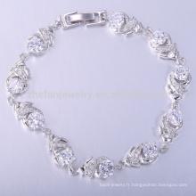 New Jersey en gros bijoux sécurité bracelet bracelet de survie