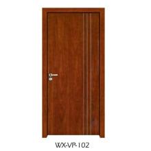 Porte de bois compétitif (WX-VP-102)