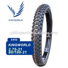 Nouveau pneu motocross avant 80/100-21