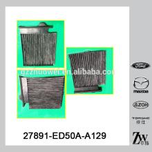 Filtro de carvão ativado para automóveis 27891-ED50A-A129