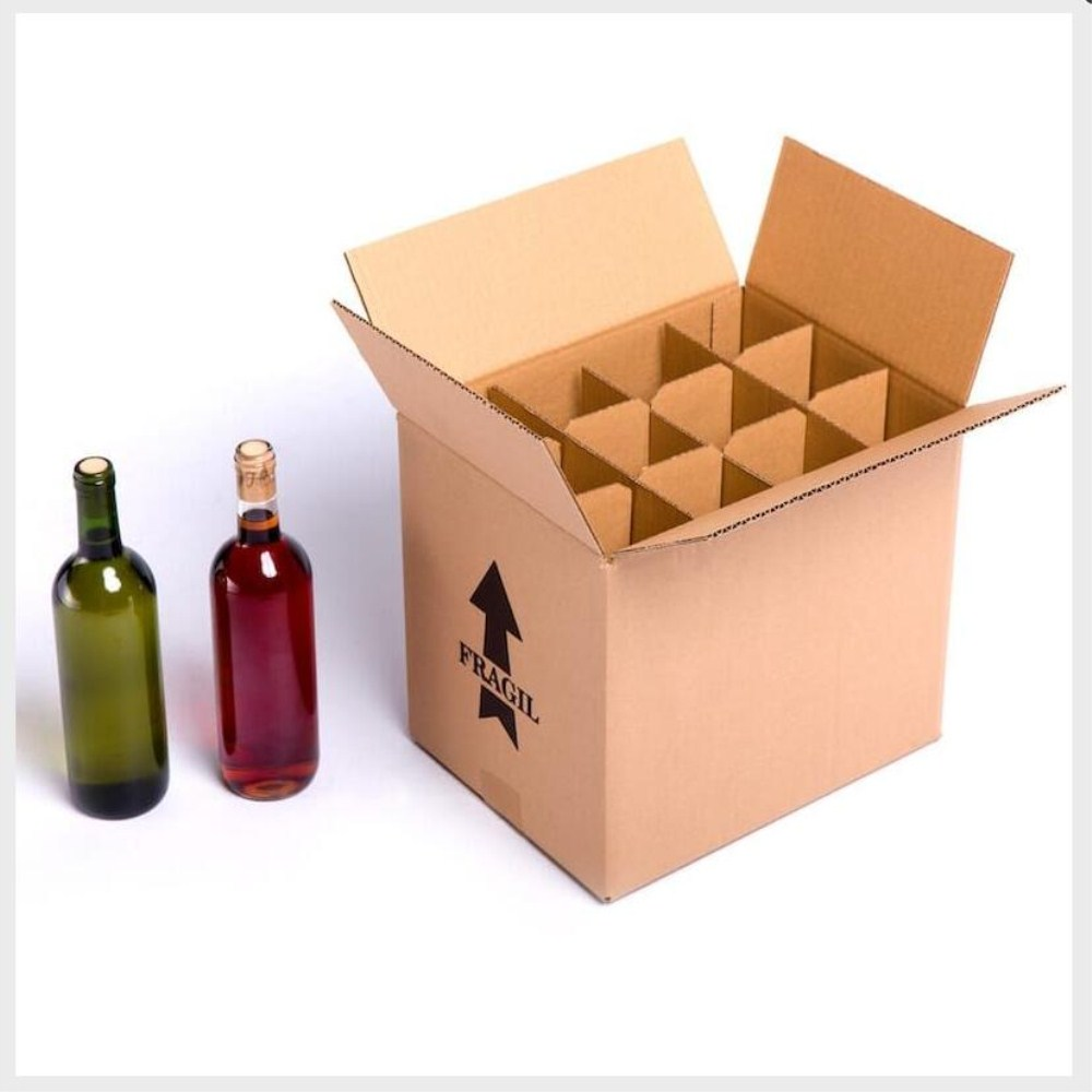 beer bottle cartons