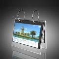 Cheap Desktop Acrylic Calendar Frame With Stand