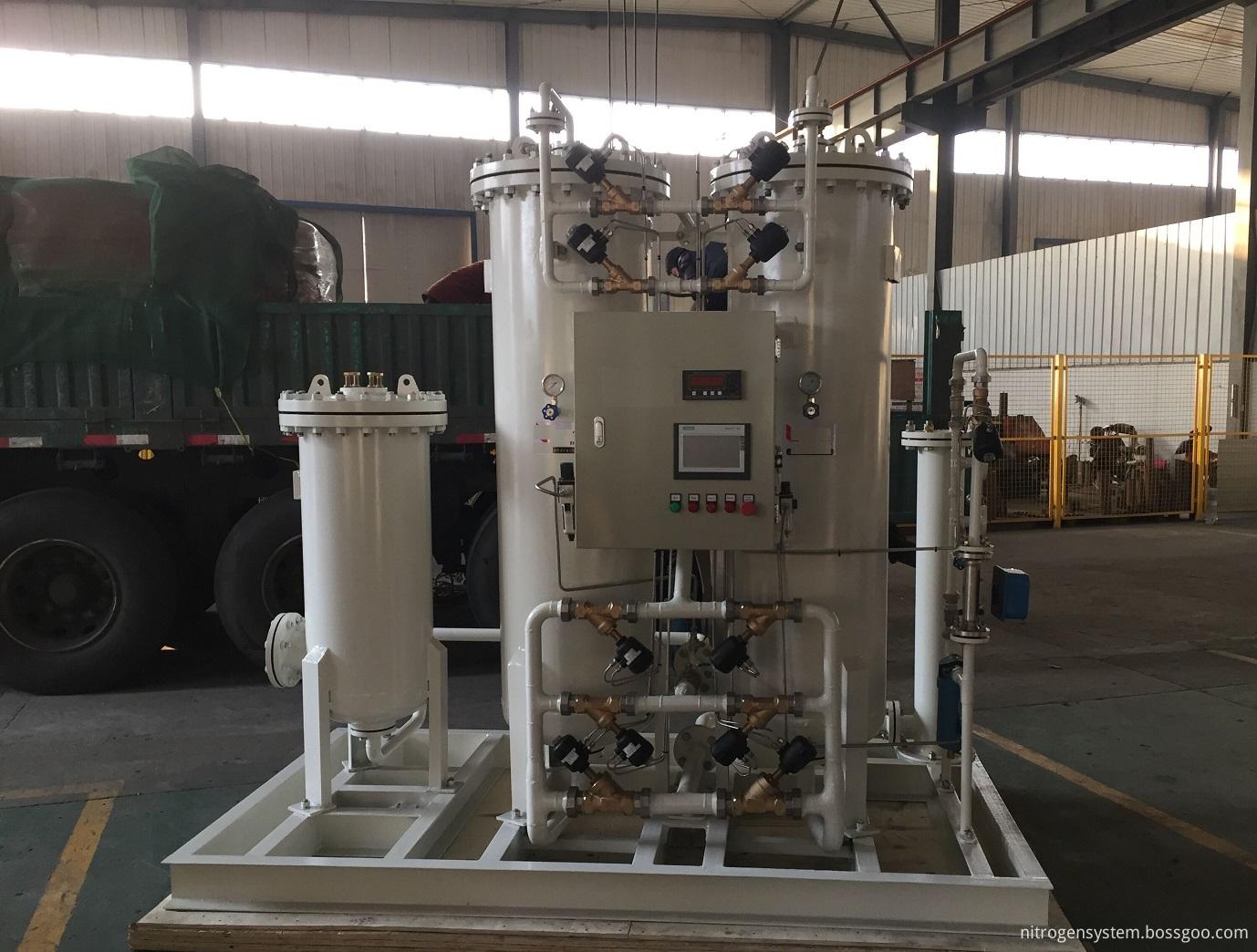 Skid Nitrogen Generator 1