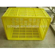 plastic fruit/food crate basket mould
