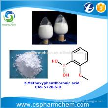 Acide 2-méthoxyphénylboronique, CAS 5720-6-9, matériau OLED