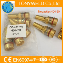 wholesale gun accessories welding torch spare parts tregaskiss 402-20