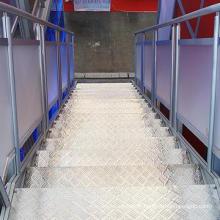 Personnalisé facile installer la conception en toile de fond de scène extérieure en aluminium