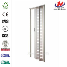 JHK-A Partition Wall Automatic Interior Sliding Stacking Door