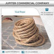 Des cordes de sisalide durables et fiables de 3 fils disponibles pour l'achat en vrac