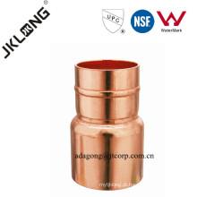 J9301 Copper Fitting Solder Anel Acoplador de redução