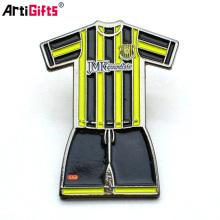 Diseño personalizado metal traje de pin de solapa