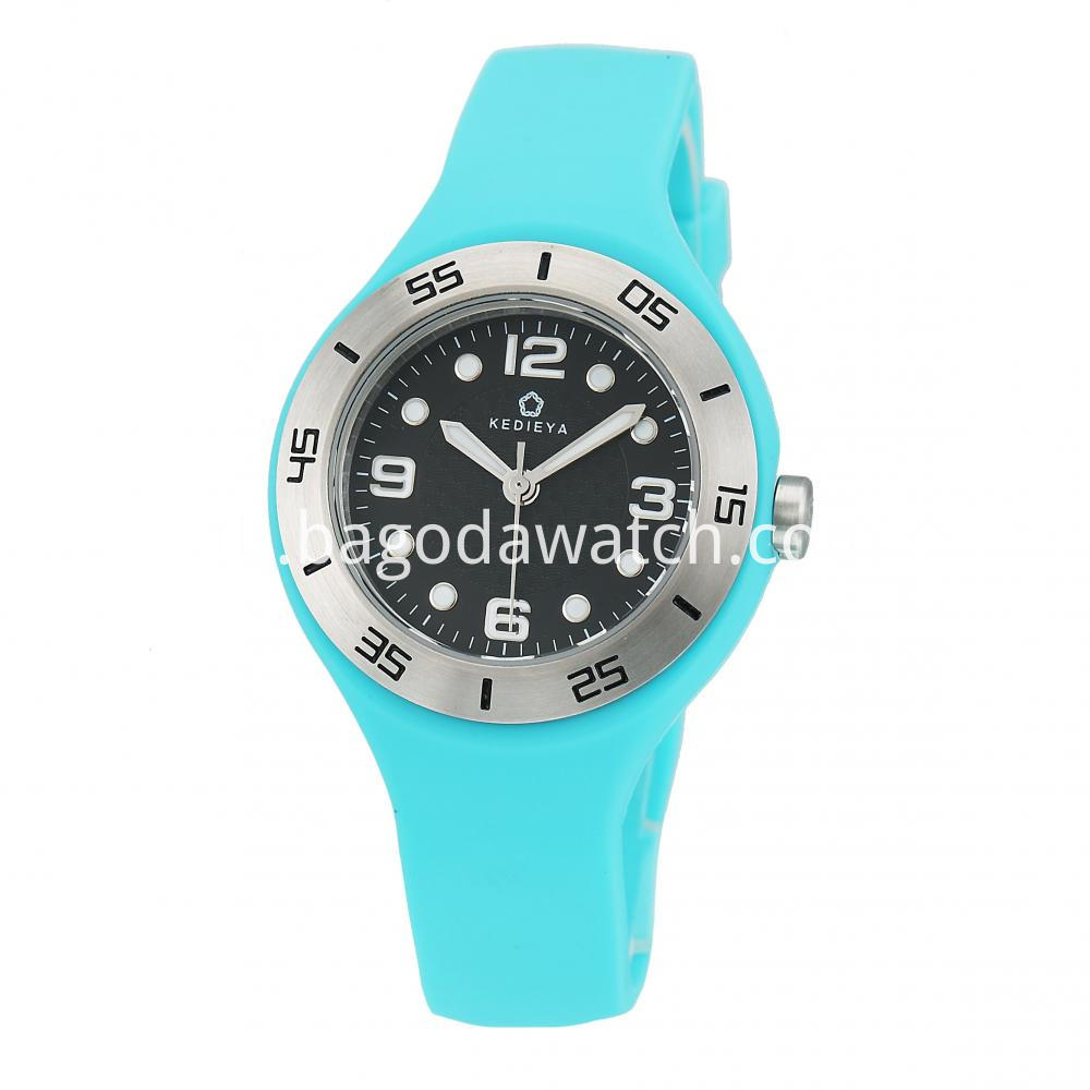 Women S Watch Rubber Band