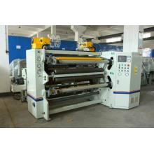 O filme óptico, material largo, material industrial, máquina de corte de alta velocidade