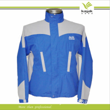 Custom Made Promotional Windbreaker Jacket for Men (F126)