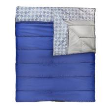 Double Person Giant Skillful Fabricação Saco de Dormir para Acampamento ao Ar Livre