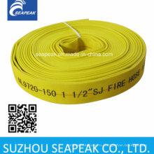 Желтый Пожарный Шланг
