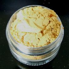 Flash gold car paint pearl powder pigments