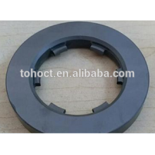 High strength&good hardness wear resistance SiC-Si3N4 / SSIC/ RBsic ceramic ring