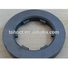 Высокая прочность и хорошая твердость износостойкость Зю-гонки si3n4 / SSIC/ RBsic керамическое кольцо