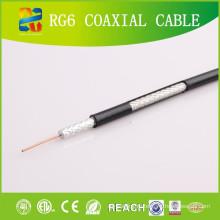 75ohm коаксиальный кабель RG6 с CE ETL охватом