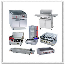 Commercial Electric/Gas Grill Griddle