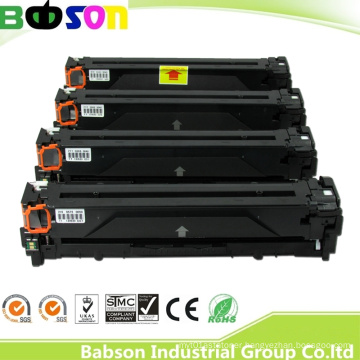 Factory Direct Sale Color Compatible Toner Cartridge CF210~213 for HP