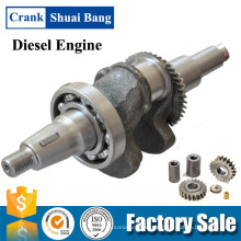 Shuaibang Konkurrenzfähiger Preis Standard Design Benzin Hochdruckreiniger Tragbare Kurbelwelle Herstellung