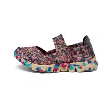 Summer Female Hand-woven Fashion Dance Outdoor Shoes