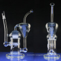 Wholesale Recycler Oil Rig for Tobacco with Sprinkler (ES-GB-004)