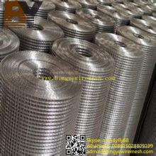 Acero inoxidable de alta calidad soldada Wire Roll