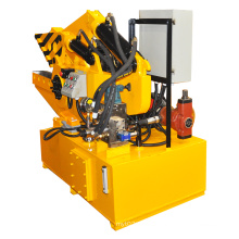 Automatic Stainless Steel Alligator Metal Shearing Machine