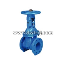 Outside-screw-and-yoke Rising Stem Resilient Seated Gate Valve