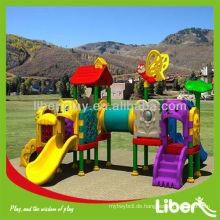 Outdoor Spielplatz Ausrüstung Full Plastic Serie LE.QS.018