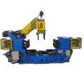إمالة نوع آلة صب الجاذبية للقالب المعدني