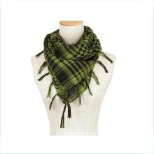 мода военный хлопок Куфия Арабские шарф