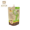 Kundenspezifischer Eigenschafts-Nahrungsmittelgrad, der BPA-freien Plastiknachfüllbaren Tüllen-wiederverwendbaren Säuglingsnahrungbeutel verpackt
