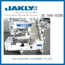 JK500-02BB Máquina é mais capacidade Doit de alta velocidade ROLLED-EDGE STRETCH Máquina De Costura