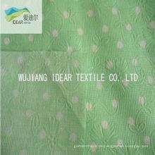Gedruckte 100 % Baumwolle Blume Blase Seersucker Stoff für Bekleidung
