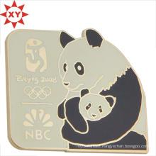 Metal Promotion Panda Book Marker Baby Panda