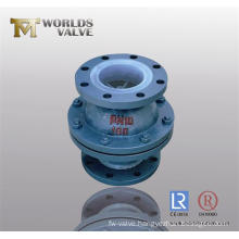 PFA Coating Check Valve (WDS)