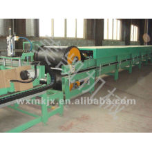 PU roof & wall forming line