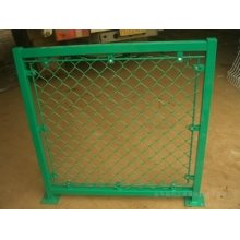 Hot Sale Cadeia Link Fence Diamond Wire Mesh