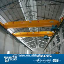 Fabrication de ponts roulants Service outre-mer 10 tonnes monopoutre