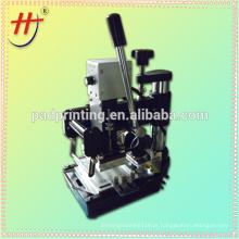 Hengjin manufatura manual simples carimbar máquina