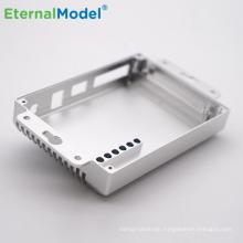 Custom 6061 6063 7075 Harden Aluminum Anodized CNC Machining Components
