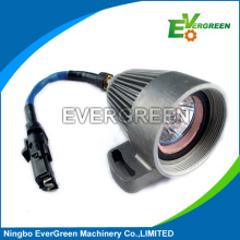 Aluminum die casting lamp part