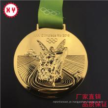 Medalhas de Metal Sprot com Cordão